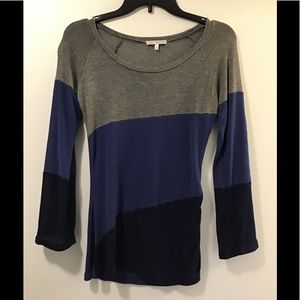 Just Ginger long sleeve top small